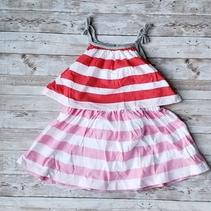GAP Striped Layered Dress with Bloomers